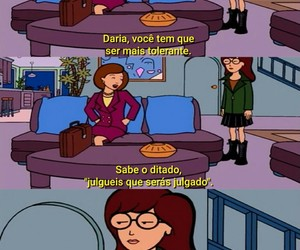 mtv, daria frases, and 90s image