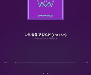 kpop, playlist, and purple image