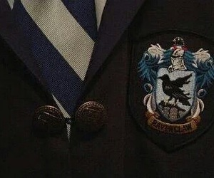ravenclaw, hogwarts, and harry potter image