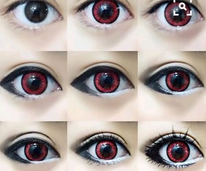 cosplay and eye tutorial image