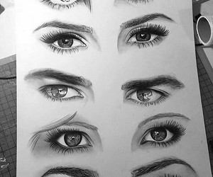 eyes, damon, and tvd image