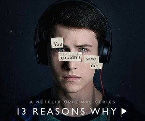 13 reasons why, clay jensen, and netflix image