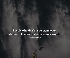 fake, quotes, and silence image