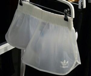 adidas, shorts, and white image