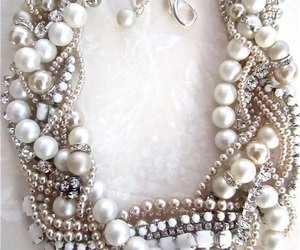 accessories, beautiful, and necklace image