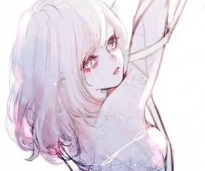 女の子, アニメ, and イラスト image