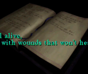 diary, origins, and horror games image
