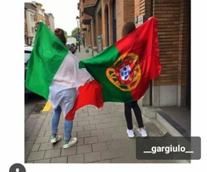 girls, portugal, and italia image