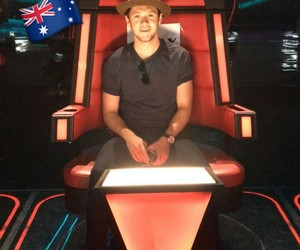 australia, the voice, and niall horan image