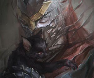 lol, league of legends, and zed image