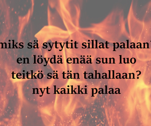 cheek, finnish, and Lyrics image