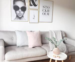 decor, home, and pastel image