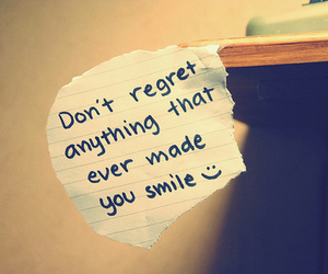 smile, quote, and life image