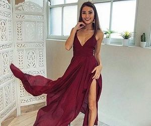 dress, Prom, and evening dress image