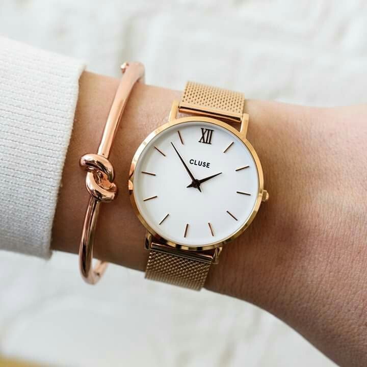 accessoires, beauty, and watch image
