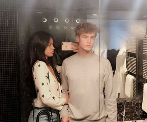 neels visser, cindy kimberly, and wolfiecindy image
