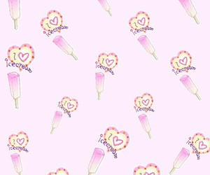 pattern and ace cream image