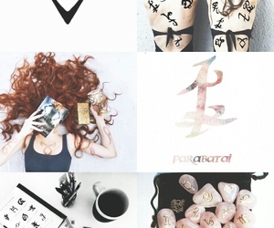 clary fray, runes, and izzy lightwood image