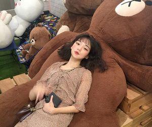 asian, makeup, and cute image