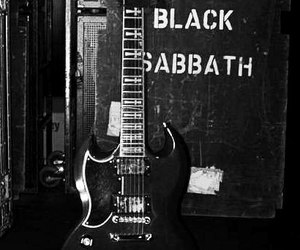 Black Sabbath and metal image