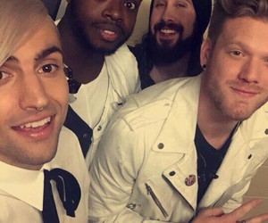 boys, pentatonix, and scott hoying image