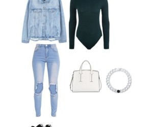 fashion, Polyvore, and we heart it image
