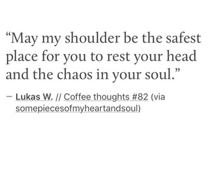quote, safe place, and tumblr image