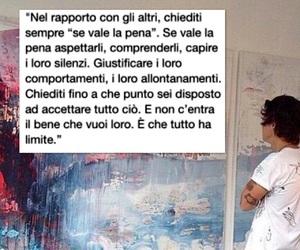 arte, frasi, and frasi italiane image