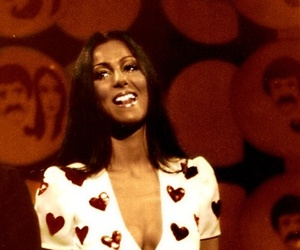 70s, girl, and glamour image