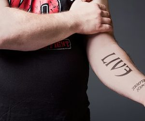 tattoo and kevin owens image