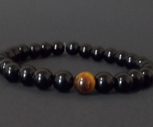 etsy, one of a kind, and tigers eye image