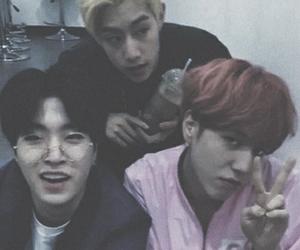 kpop, kpop packs, and youngjae image