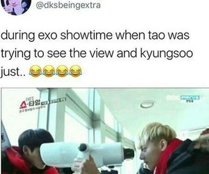 exo, kpop, and tao image