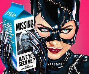 batman, catwoman, and selina kyle image