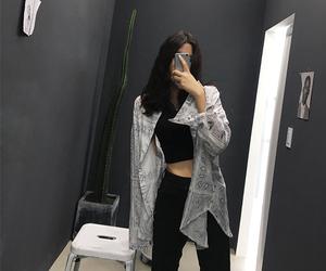 koreanshion, asian fashion, and kfashion image