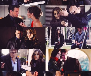 castle, love, and tv show image