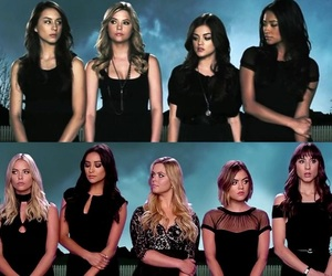aria, pretty little liars, and pll image