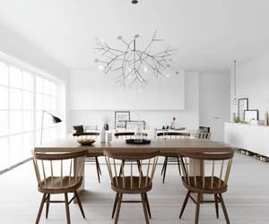 home, interior, and Scandinavian image