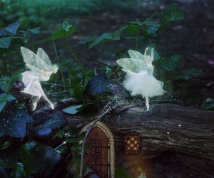 eclectic, fae, and fantasy image