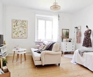 beautiful, interior design, and bedroom image