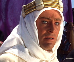 actor, british, and Lawrence of Arabia image