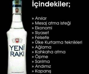 turk, içki, and rakı image