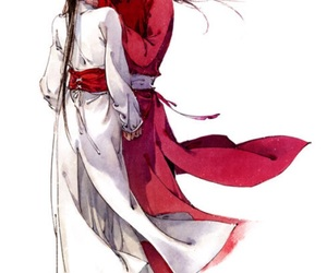 chinese, red, and romance image