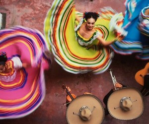 mexico, dance, and mariachi image
