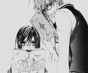 manga, vampire knight, and anime image