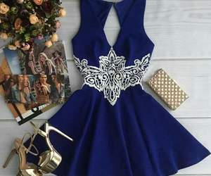 Vestido Corto Elegante Shared By Avril On We Heart It