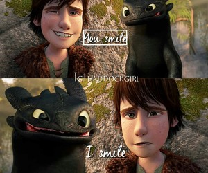 how to train your dragon, hiccup haddock, and valka image
