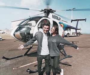 couple, love, and gabriel conte image