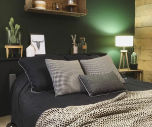 Chambre, Vert, and déco image