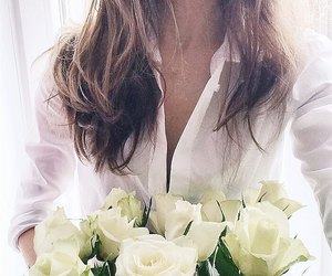 flowers, girly, and morning image